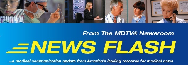 MDTV News Flash Banner